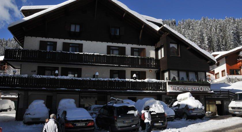 Hotel Europa (Campiglio) - Esterno Hotel